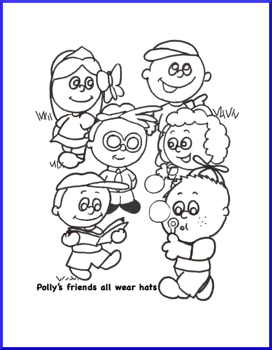 Pollys Friends