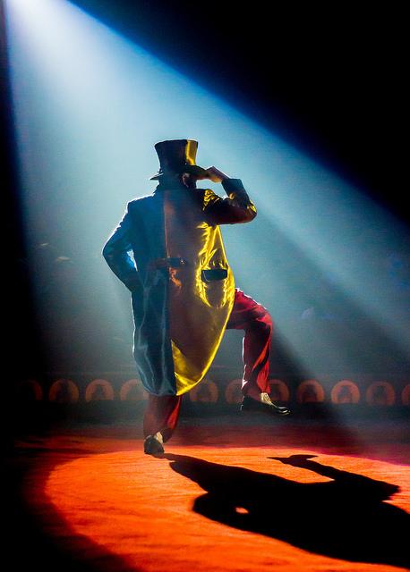 Ring Master Dance